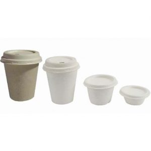 Bagasse Cup by JUST OFF UK